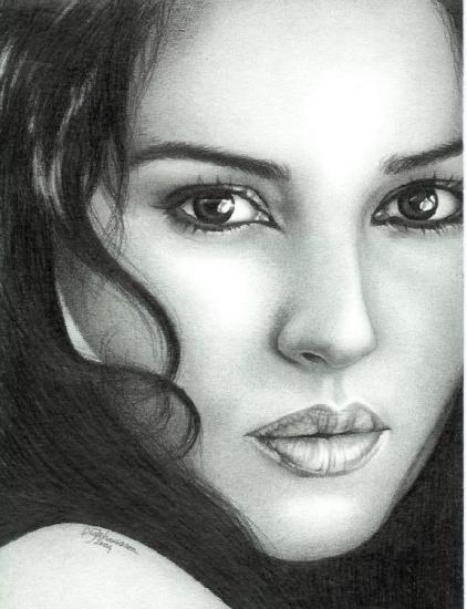 Monica Bellucci by paya
